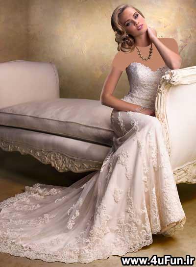 مدل لباس عروس جدید|مدل لباس عروس 2013