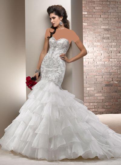 جدیدترین لباس عروس|مدل لباس عروس 2013