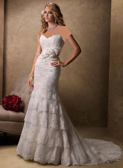 جدیدترین مدل لباس عروس|مدل لباس عروس 92