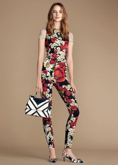 لباس های بهاری زنانه,مدل لباس دولچه و گابانا